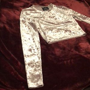 95ba17b5e54200 Forever 21 Other - This is a Silver color
